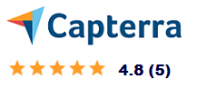 Syspeace capterra customer reviews 4.8 star rating