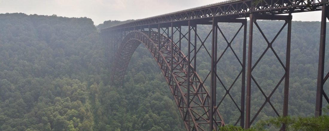 west-virginia new river gorge syspeace brute force